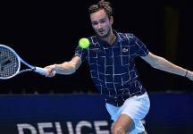 ATP Cup: Medvedev liquida Berrettini in due set, la Russia vince il torneo