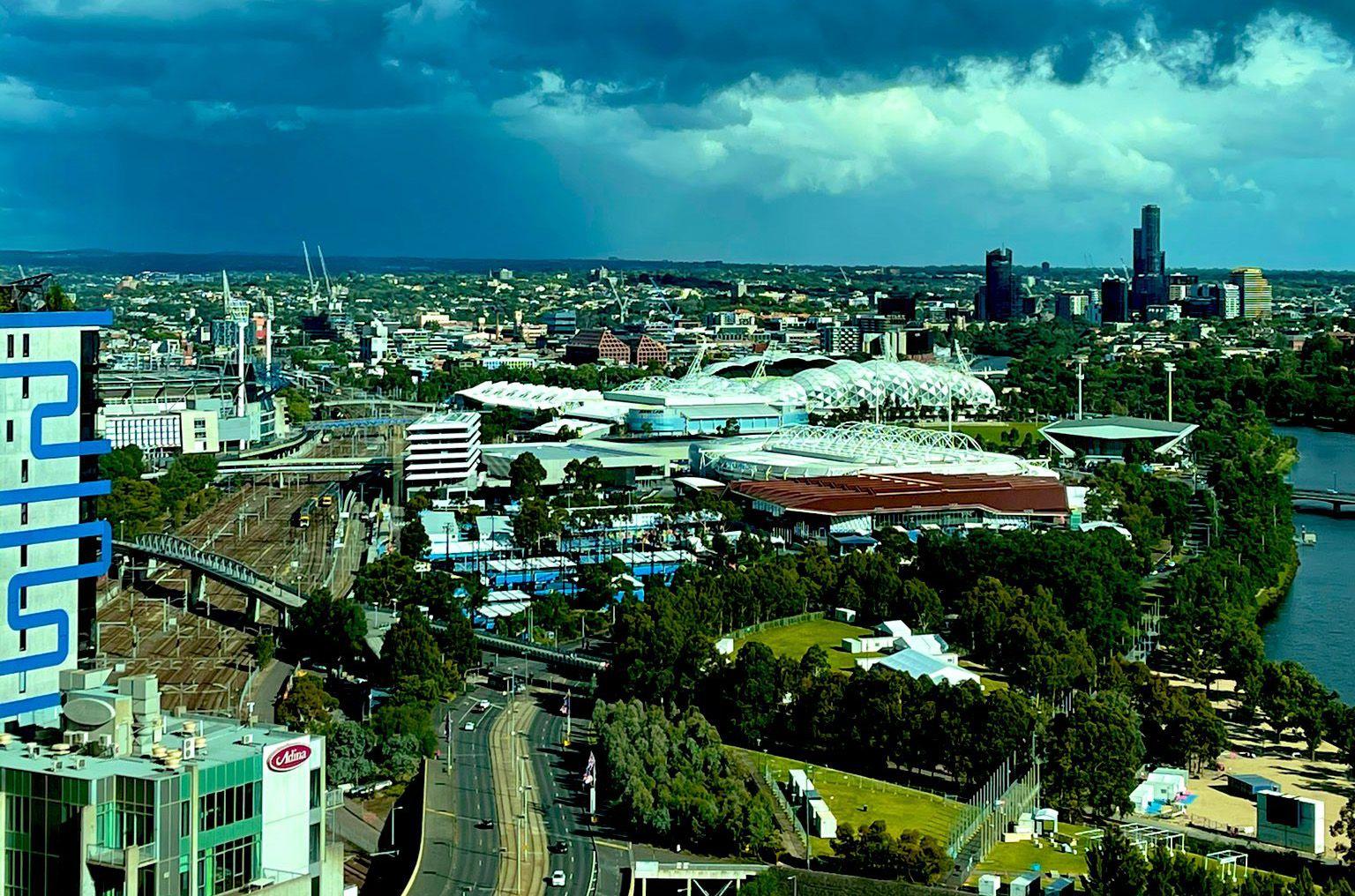 Ancora problemi con la bolla di Melbourne