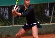 Verena Meliss manca il suo primo titolo ITF