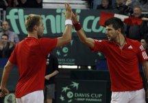 Coppa Davis – World Group: Giornata dei doppi. Spagna, Argentina e Svezia si qualificano ai quarti. L'Austria spera ancora, Rep. Ceca, USA e Serbia in vantaggio (VIDEO)