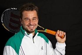 Giuseppe Menga, ex 'pro' cremonese classe 1976, allenerà i professionisti al Tennis Club Crema