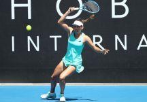 WTA Hobart: La finale è tra la Mertens e la romena Buzarnescu