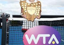 WTA Hobart: Settimana da sogno per Elise Mertens. La belga vince il torneo ed entra in top 100 per la prima volta in carriera