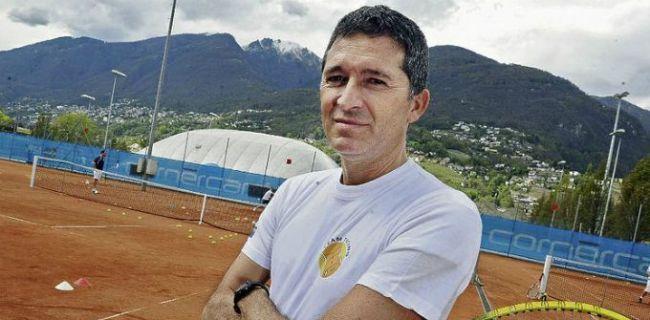 Claudio Mezzadri nella foto