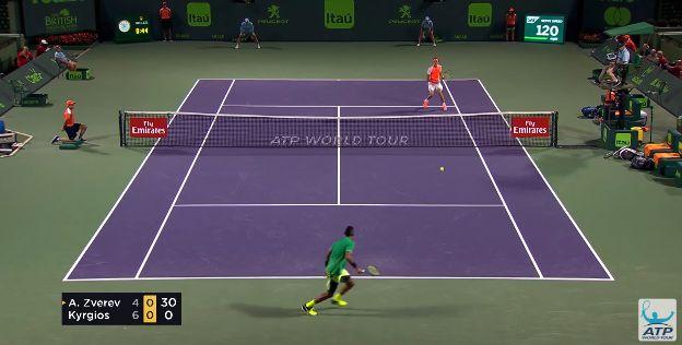 Video del Giorno: I migliori punti del torneo Masters 1000 di Miami