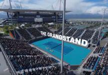 Il nuovo complesso del torneo di Miami (VIDEO)