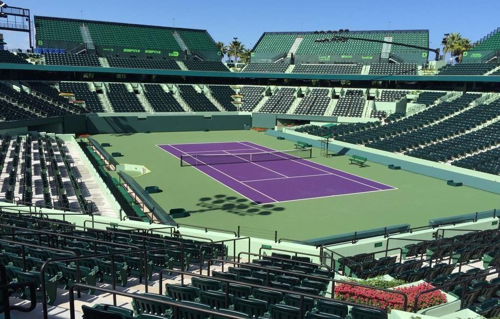 Il torneo di Miami perde la speranza di far disputare quest'anno il torneo