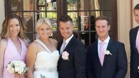 Michaella Krajicek e Martin Emmrich si sono sposati