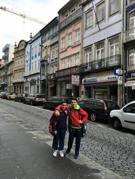 Migliardi e Lanza a Braga
