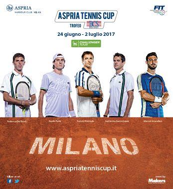 Aspria Tennis Cup / Trofeo BCS - Paolo Maldini alla conferenza stampa di presentazione. Domani alle ore 11:30