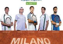 Aspria Tennis Cup / Trofeo BCS – Paolo Maldini alla conferenza stampa di presentazione. Domani alle ore 11:30