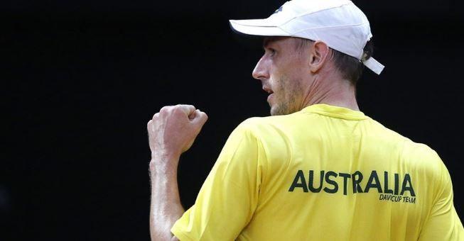 Tennis, Coppa Davis: Berrettini-Bolelli perdono il doppio, Italia ora avanti 2-1