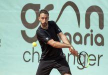 """Challenger Gran Canaria: Le dichiarazioni dei protagonisti. Milojevic """"Sono molto contento, soprattutto per come ho reagito dopo aver perso il primo set"""""""