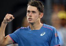 Alex de Miñaur è il primo giocatore del 1999 ad aggiudicarsi un torneo ATP