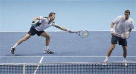 Max Mirnyi e Daniel Nestor vincitori alla Masters Cup di doppio
