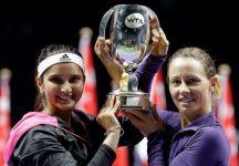 Masters WTA Singapore: Live le Finali. Nel doppio successo di Cara Black e Sania Mirza