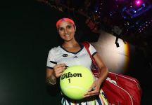 Sania Mirza sarà mamma ad ottobre
