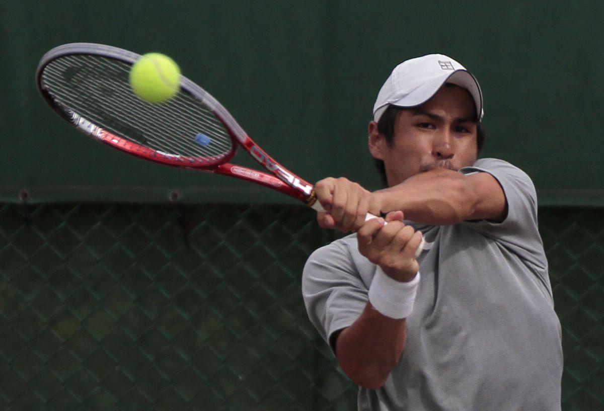 Junn Mitsuhashi best ranking n.295 ATP in singolare