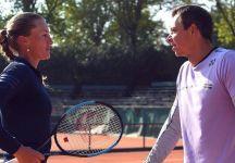 Sascha Bajin nuovo allenatore di Kristina Mladenovic
