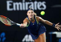 Kristina Mladenovic non pensa che sia in crisi di risultati