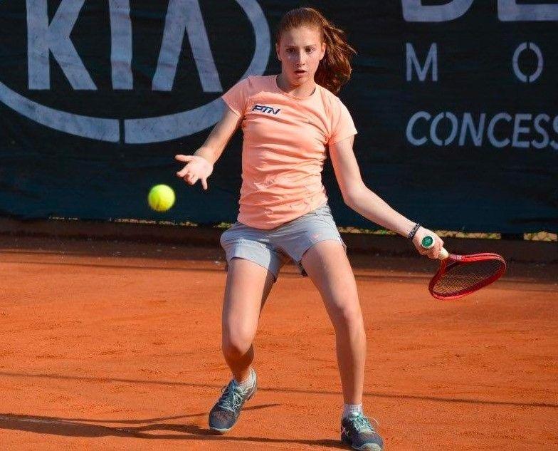 Carlotta Moccia nella foto