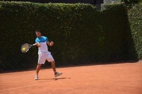 """Futures Modena, Sirchio: """"Il tennis come il fulcro delle numerose attività presenti al circolo la Meridiana"""""""