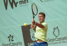 """Challenger Gran Canaria: Le dichiarazioni dei protagonisti. Molcan """"Ho battuto un giocatore fortissimo"""""""