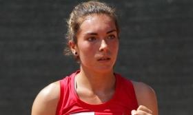 Eleonora Molinaro nella foto