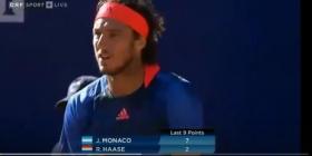 Juan Monaco classe 1984, n.40 ATP