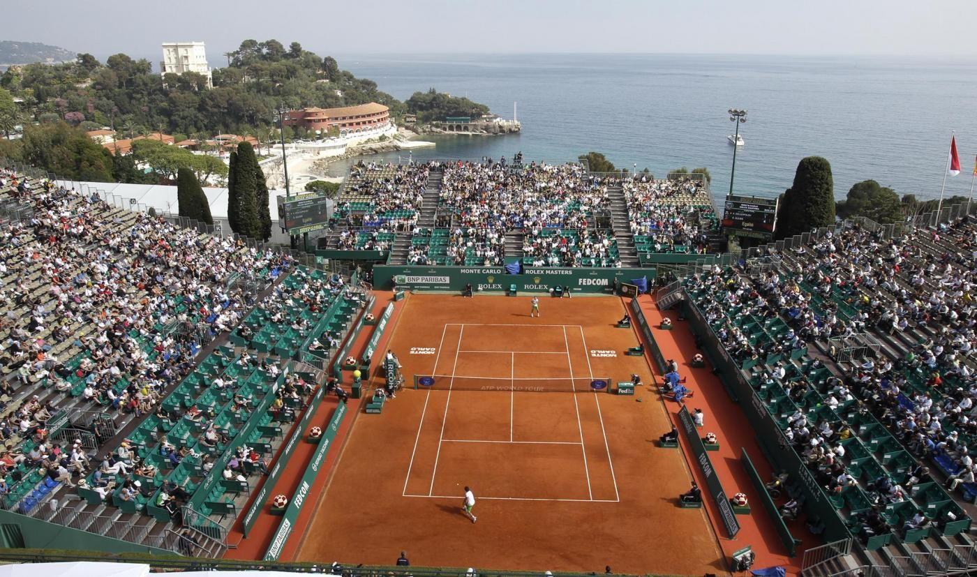 Risultati dal torneo di Monte Carlo