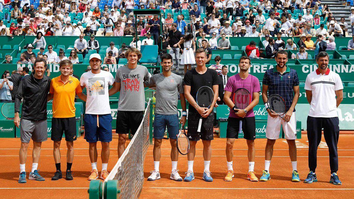 Il torneod i Monte Carlo