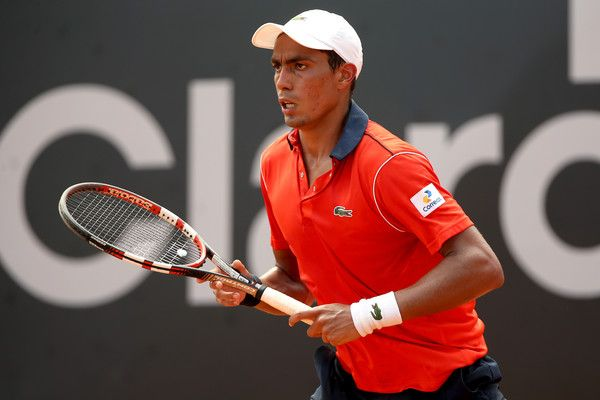 Thiago Monteiro nella foto