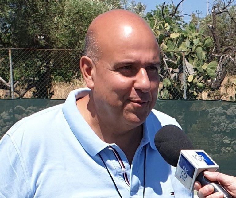 Renato Morabito Direttore del torneo di Solarino