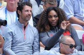 Patrick Mouratoglou, coach di Serena Williams