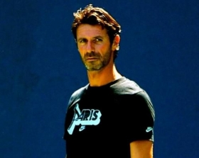 <strong>Patrick Mouratoglou</strong>, coach di Serena Williams