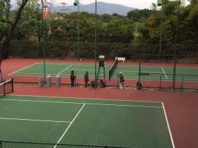 I campi del torneo challenger di Morelos