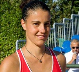 Alice Moroni ha vinto ieri il torneo di Todi