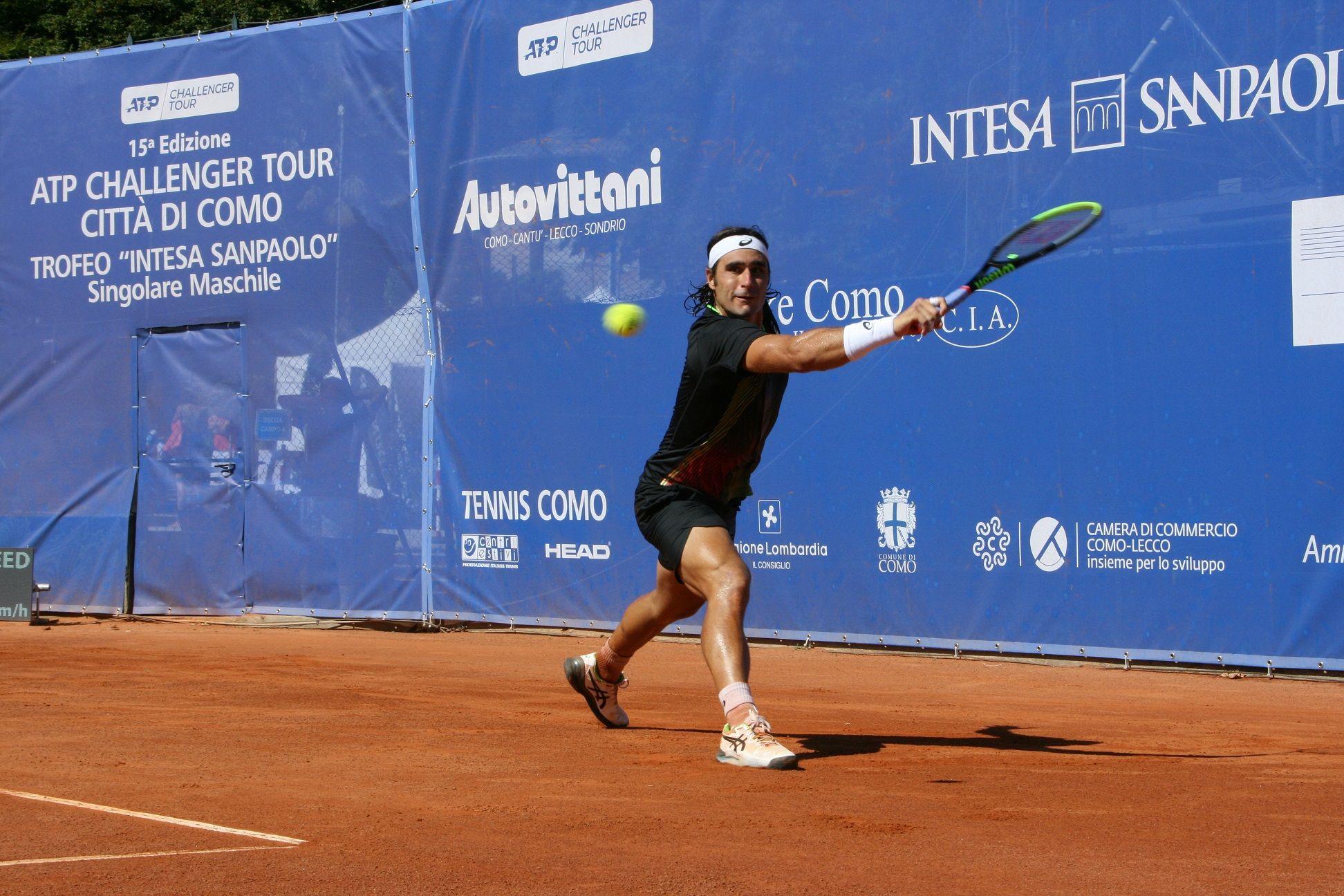 Gian Marco Moroni nella foto