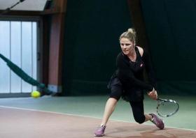 Clelia Melena, giunta fino alla finale del torneo, è stata poi costretta al forfait - (foto Carlo Anastasio.