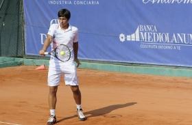 Gian Marco Moroni classe 1998, senza ranking ATP