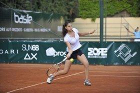 Alice Moroni impegnata a Todi