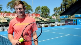 Bradley Mousley classe 1996, n.1669 del ranking ATP