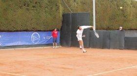 Alessandro Motti classe 1979, senza ranking ATP in singolare