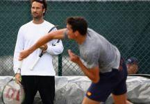 """Wimbledon: Carlos Moya """"Milos con Roger avrà la possibilità di vincere"""""""