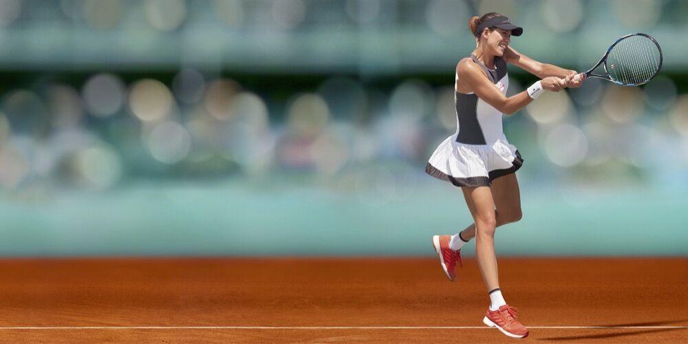 Garbine Muguruza ha vinto il Roland Garros nel 2016