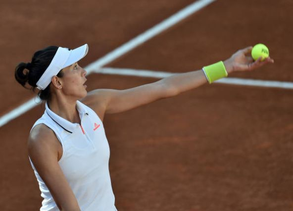 Garbine Muguruza ha vinto il Roland Garros nel 2016 e Wimbledon nel 2017