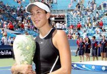 Ranking WTA: Garbine Muguruza si porta al n.3 del mondo