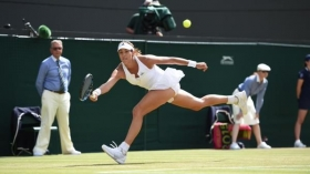 Garbine Muguruza classe 1993, n.20 WTA