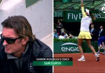 Sam Sumyk attacca i tifosi del Roland Garros