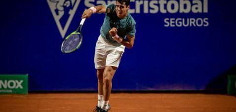 Jaume Munar nella foto